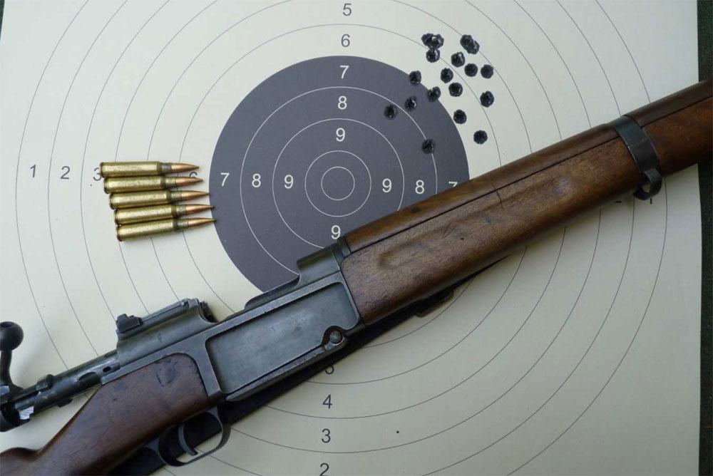 canons a rayures progressives et poudre noire